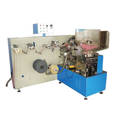 U-shape Tetra-pack straw auto packing machine