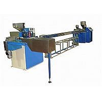 PP-Drinking straw extrusion machine