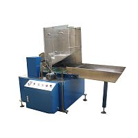 Individual drinking straw packing &cooling cutting machine